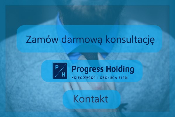 Likwidacja spólki - Progress Holding